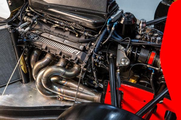 1993 mclaren cosworth ford mp4 8a formula racing single seater sold for 4197 15 600x400 تلاش مک لارن برای فروش سهام تیم فرمول 1 در پی در پی شیوع کرونا اخبار IT