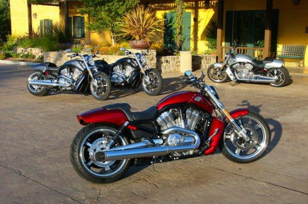 2009-harley-davidsons-models