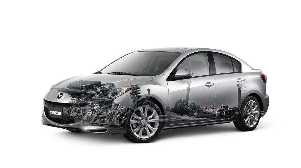 2010 mazda3 sedan 29 1600x0w44 راهنمای خرید مزدا 3؛ مشخصات فنی، آپشنها، قیمت و شرایط فروش اخبار IT