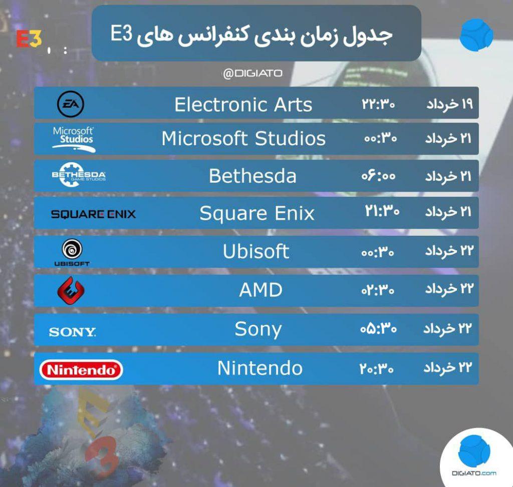 نمایشگاه E3