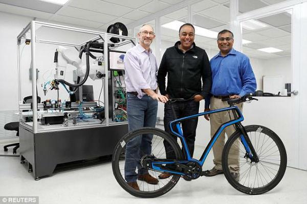 دوچرخه فیبر کربن