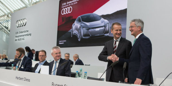 Audi reveals plan to sell '800,000 electrified cars in 2025