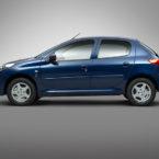 افزایش 3.2 میلیونی قیمت پژو 207 دنده ای توسط ایران خودرو اعلام شد