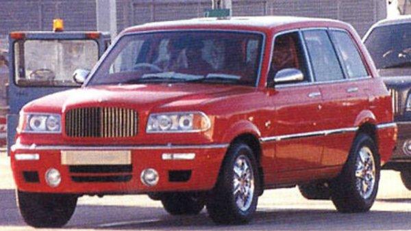 Bentley Dominator