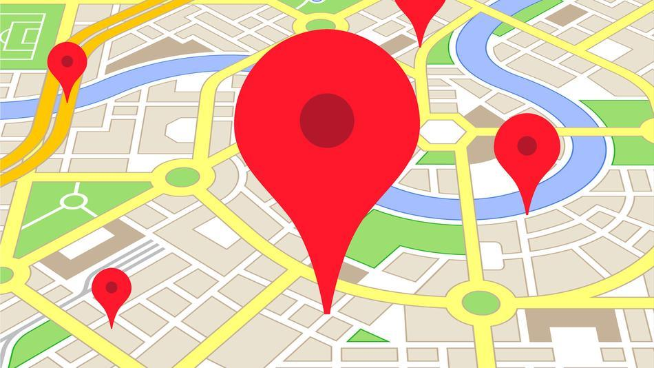 تغییرات گوگل مپس در ایران