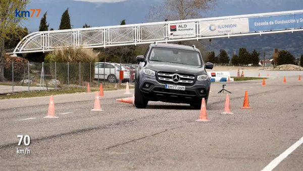 Mercedes-Benz Clase X 2018 (2)