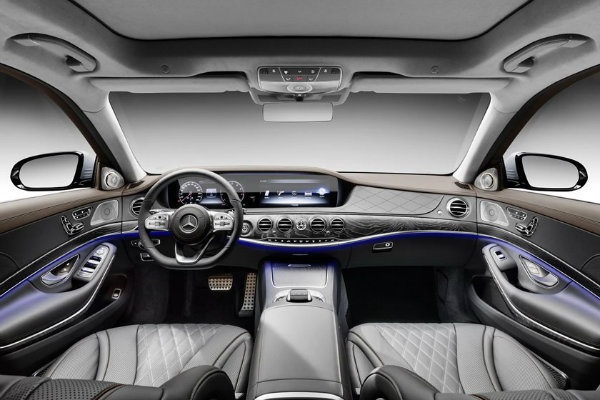 Mercedes benz S Class (8)
