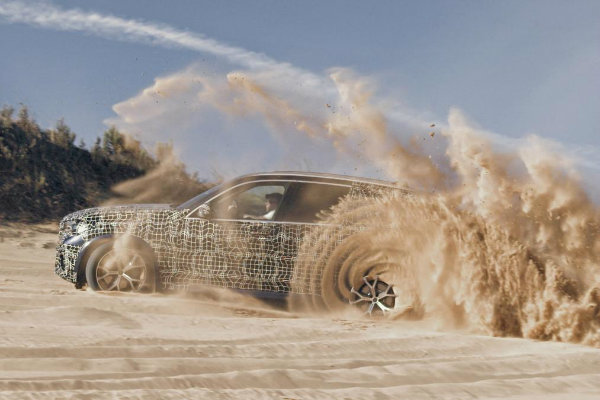 New BMW X5 teased ahead of Paris Motor Show debut later this year (2)
