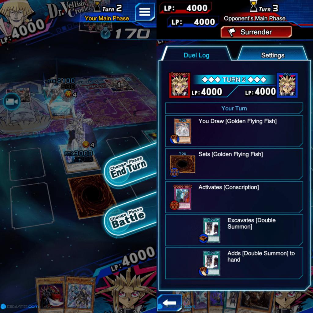 بازی Yu-Gi-Oh