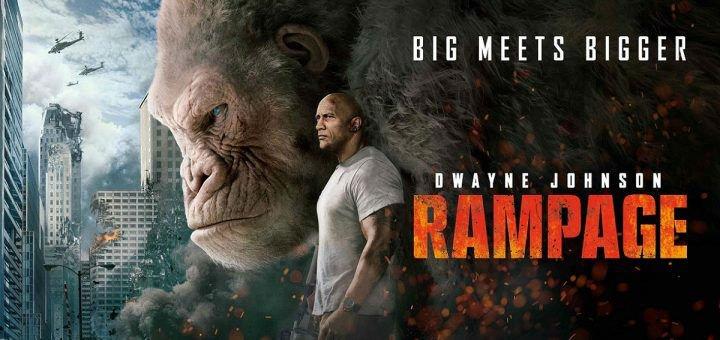 بررسی فیلم Rampage