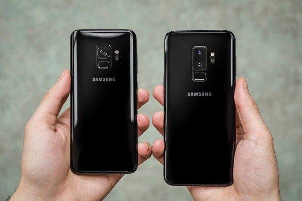 Samsung Galaxy S9 download speeds are 37 faster than those of the Apple iPhone X - سامسونگ در آگهی جدیدش سرعت دانلود آیفون 10 را نشانه میرود [تماشا کنید]