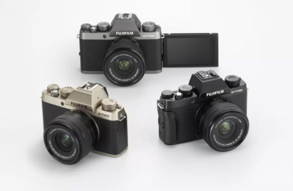 دوربین بدون آینه X-T100 فوجی فیلم Fujifilm