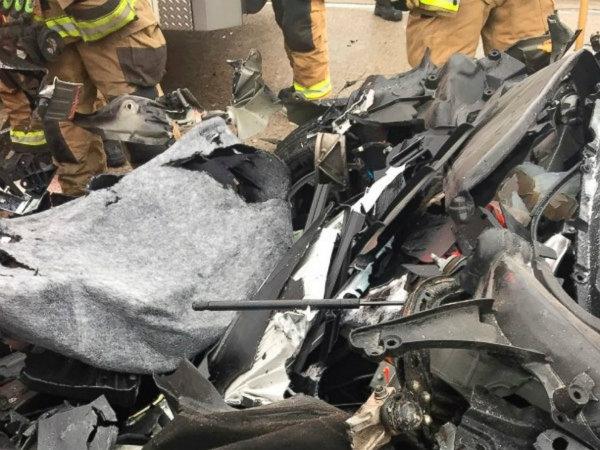 Tesla Model S crash Utah (4)
