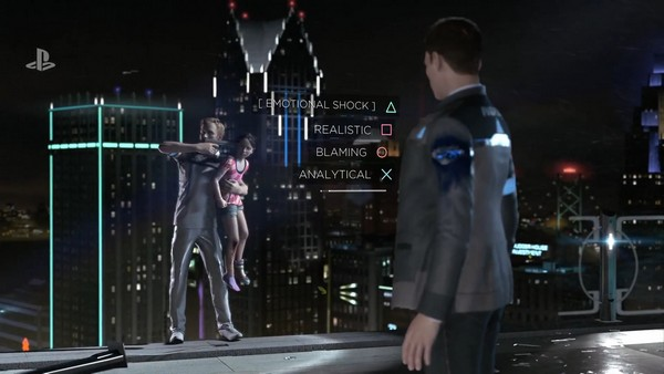 بازی Detroit: Become Human