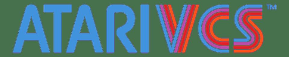 لوگو کنسول Atari VCS
