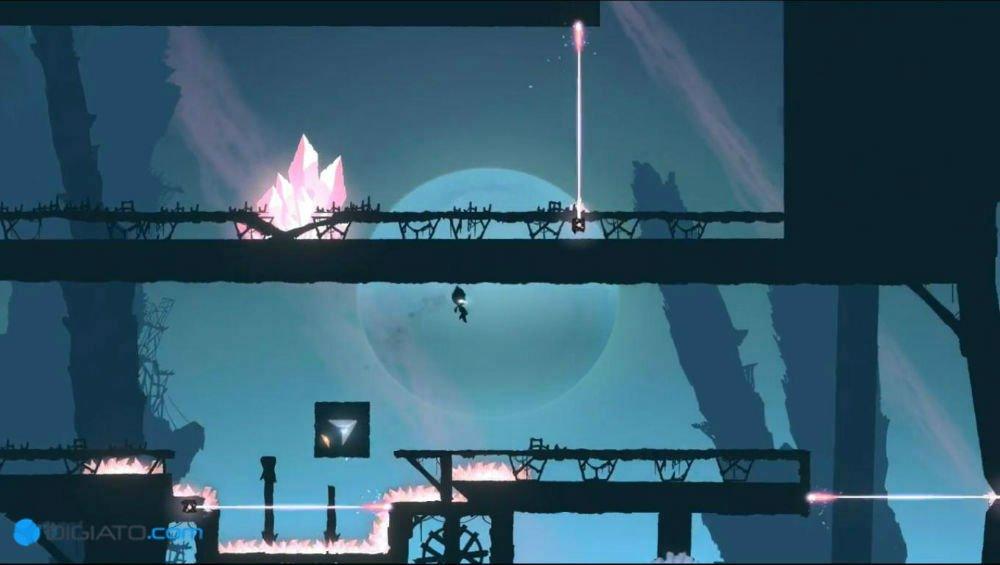 بررسی بازی Light Fall