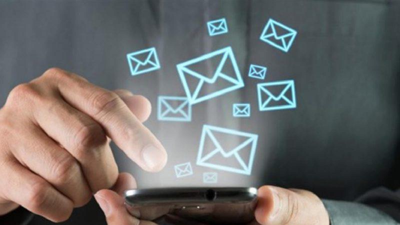 پیامک فارسی با حروف انگلیسی ۹۵ درصد پیـامکها درون کشور بـه خط و  زبان فارسی هست - دیجیـاتو