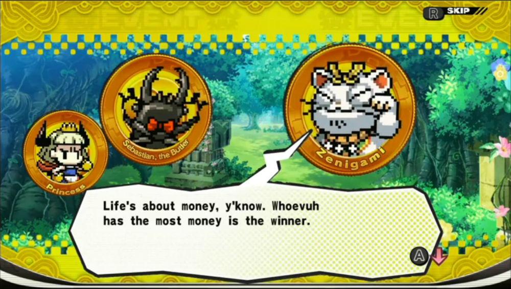 بررسی بازی Penny Punching Princess