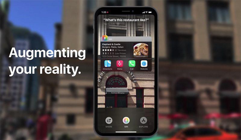 طرح مفهومی iOS