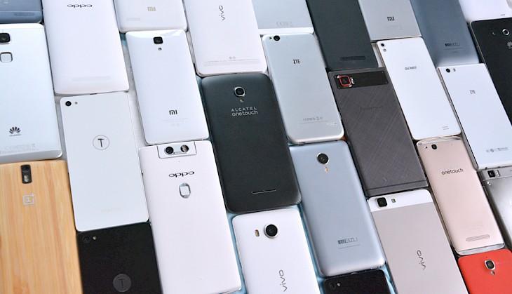 کمیابی برندها در بازار موبایل