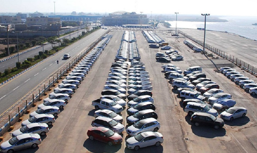 دلار دولتی و واردات خودرو
