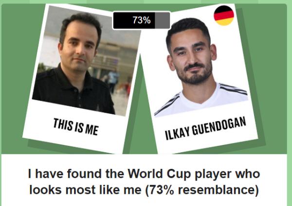 بازیکنان حاضر در جام جهانی