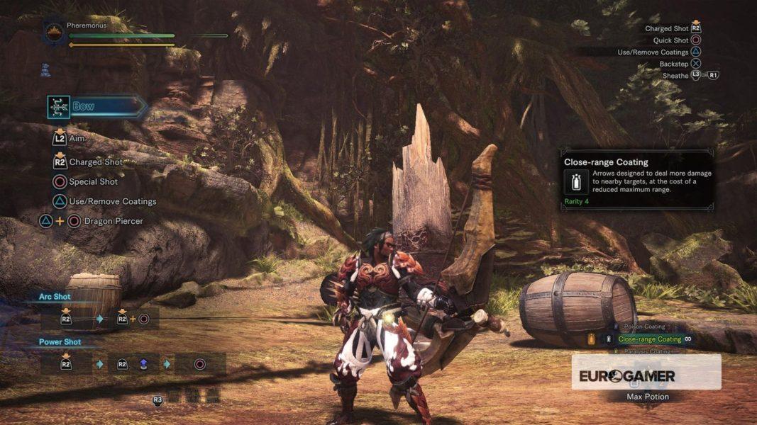 راهنمای بازی Monster Hunter