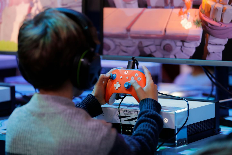 اعتیاد به بازی های ویدیویی