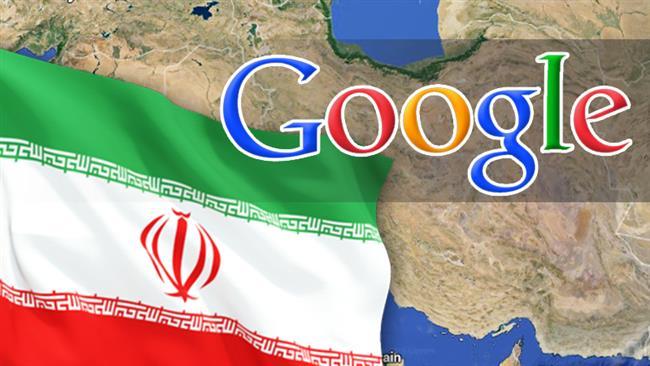 تحریم گوگل مپس