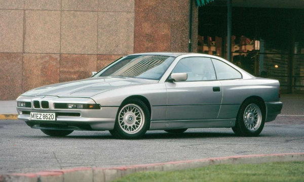BMW 8 Series-first generation