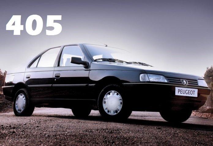 پژو ۴۰۵