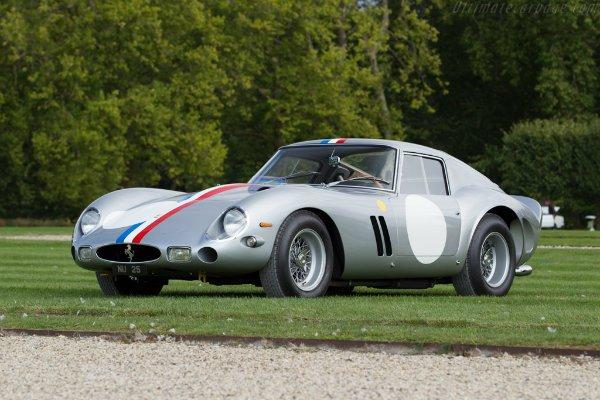 Ferrari 250 GTO - Chassis 4153GT 2