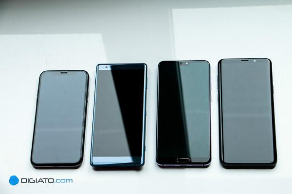 اسپیکر استریو گوشی گلکسی S9
