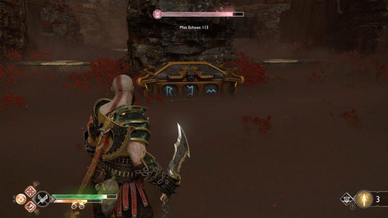 راهنمای بازی God of War قسمت ششم: گنج ها و صندوقچه های Nornir
