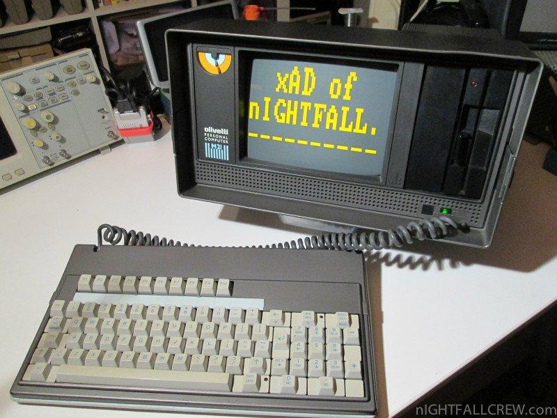 کامپیوتر Olivetti