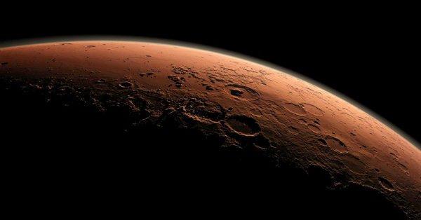 کمترین فاصله مریخ