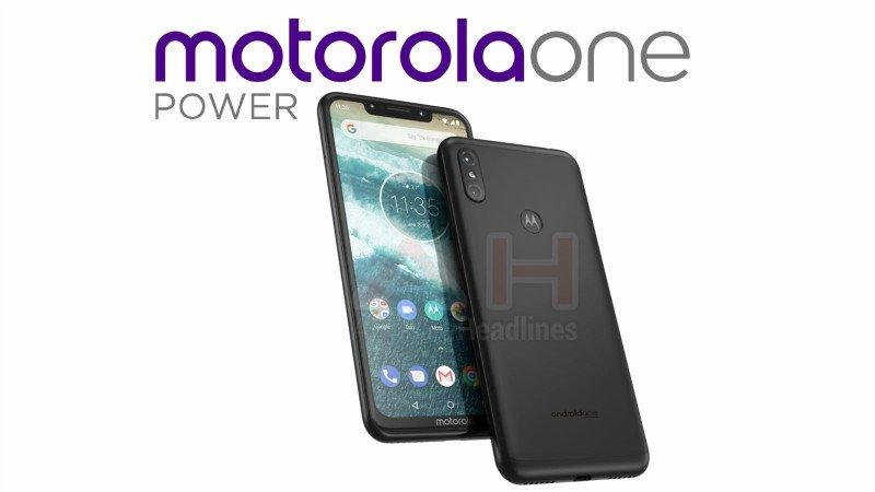 موتورولا وان پاور Motorola One