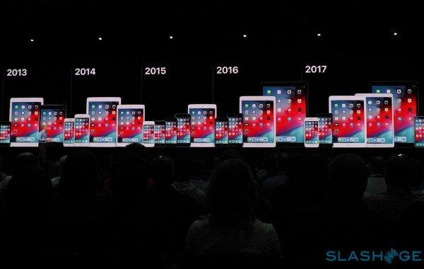 ویژگیهای iOS 12