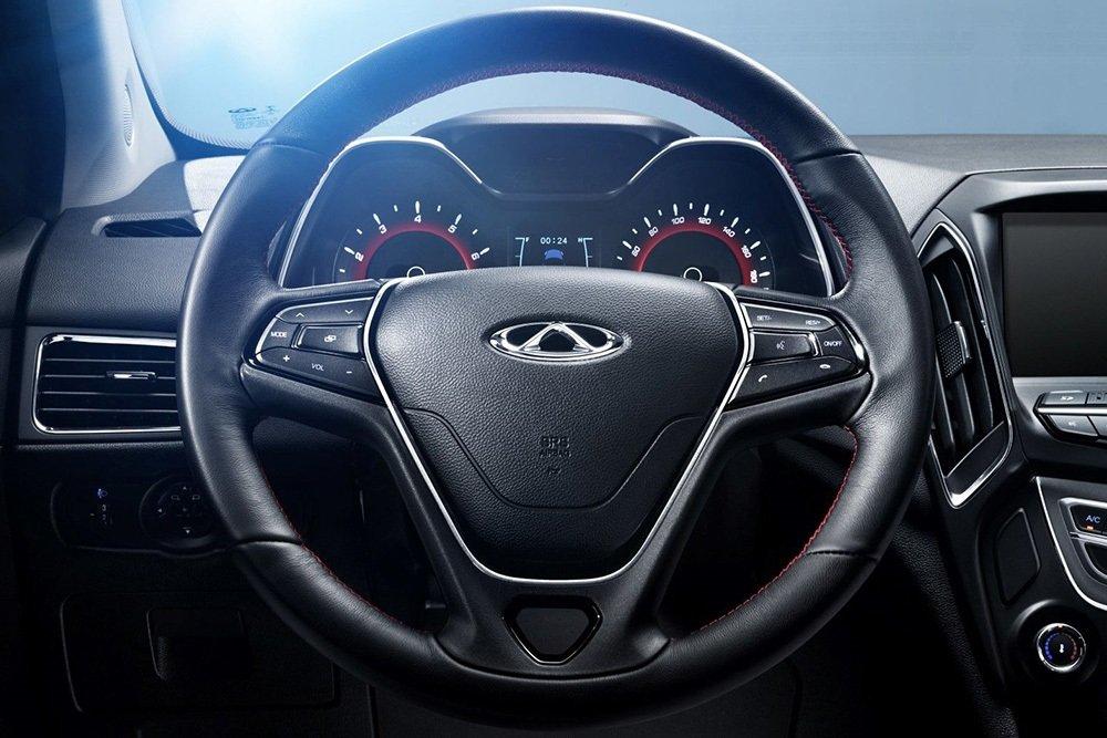 arrizo 5 steering wheel بررسی چری آریزو 5؛ مشخصات فنی، آپشنها، قیمت و شرایط فروش اخبار IT