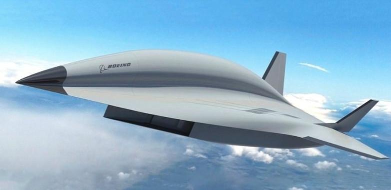 هواپیمای هایپرسونیک مسافربری ماخ ۵ بوئینگ