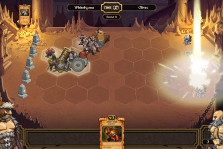 بازی کارتی Scrolls با نام Caller's Bane باز می گردد