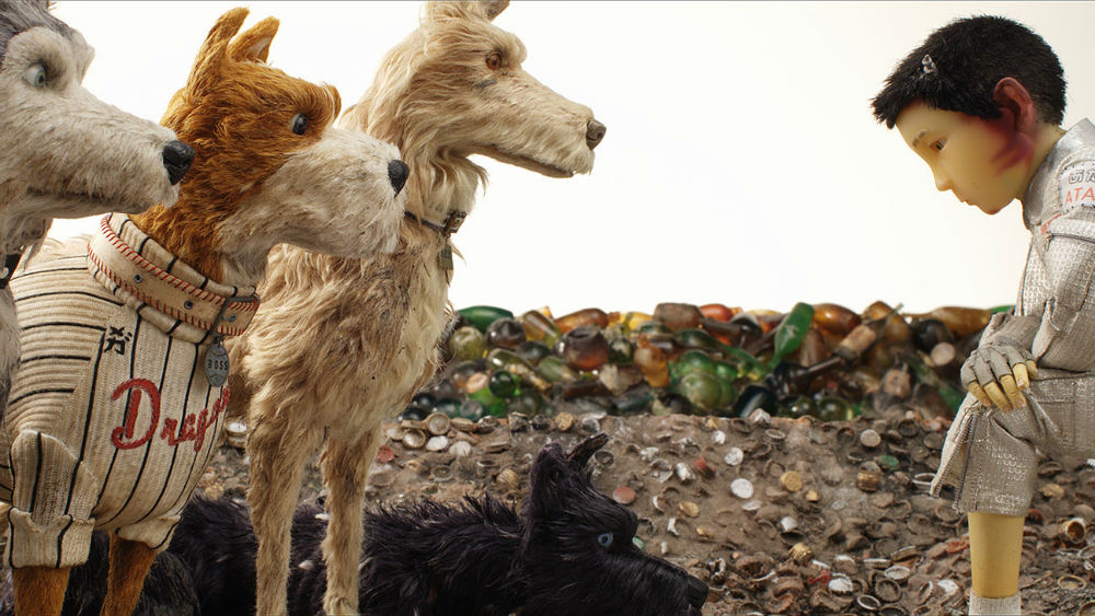 انیمیشن Isle Of Dogs