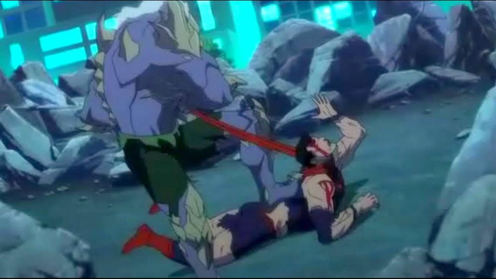 انیمیشن Death Of Superman
