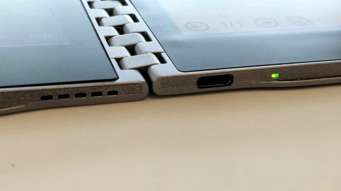لپ تاپ اینتل با دونمایشگر