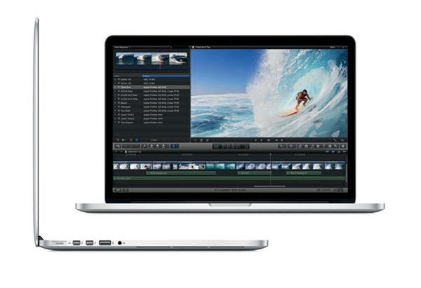 اپل پشتیبانی سخت افزاری از نسل اول مک بوک پرو رتینا را متوقف کرد