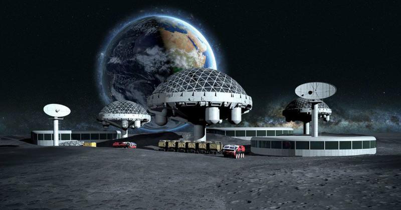 نگاه جف بزوس و بلو اورجین به کره ماه به عنوان یک بازار جدید برای آمازون