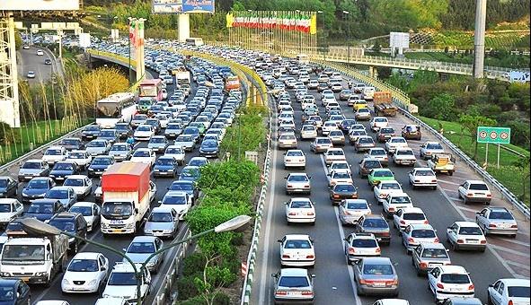 طرح جدید ترافیک