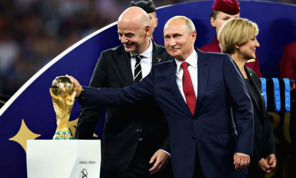 وقوع 25 میلیون حمله سایبری علیه روسیه برای اخلال در جام جهانی
