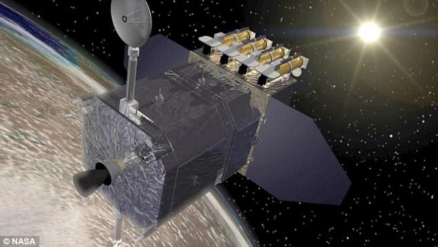 تخریب ماهواره ها با توفان های خورشیدی