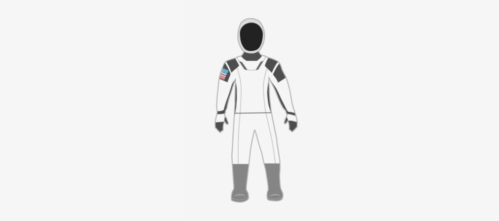 لباس فضانوردی
